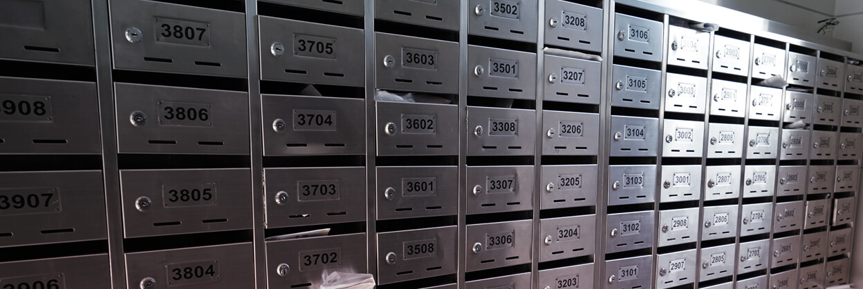 Easy-to Arrange Mailbox Rental in the Sydney CBD